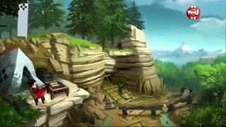 انیمیشن مینی نینجا قسمت ششم-Mini ninjas