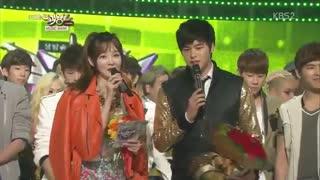 INFINITE - 1위 + Encore @ KBS Music Bank