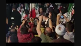 کنسرت تهران در رثای رئیسی