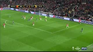خلاصه بازی :  منچستریونایتد  1 - 1  سلتاویگو