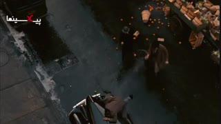 سکانس تیراندازی به دون کورلئونه در فیلم پدرخوانده(The Godfather,1972)