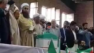 بهت و حیرت روحانی و هوادارانش از حمایت مولوی عبدالحمید از سید ابراهیم رئیسی