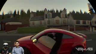 نیم ساعت – Drive Club VR - وی جی مگ