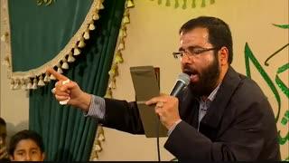 حاج حسین سیب سرخی-ولادت مهدی موعود1396