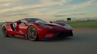 تست درایو Ford GT سوپر کار 2018