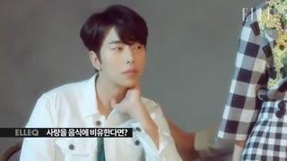 ELLE (April 2015) Pictorial Shoot BTS - Kim So Yeon, Jung Kyung Ho, Yoon Hyun Min