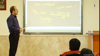 آموزش زبان انگلیسی - قسمت 3