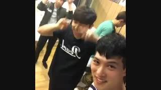 17.05.14 Jonghyun CNBLUE IG - Happy Birthday with CNBLUE Members