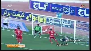 ترین های فصل ۱۳۹۶/۹۷ لیگ برتر (نود ۲۵ اردیبهشت)