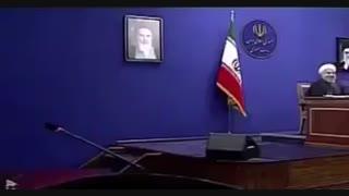 واکنش روحانی به انصراف قالیباف از انتخابات