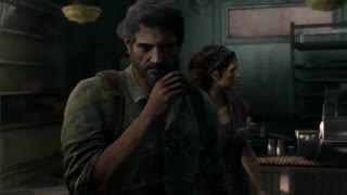 THE LAST OF US (GAME trailer) may 2013
