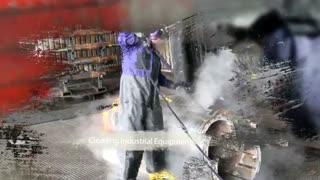 شرکت منیب ارائه دهنده واترجت های صنعتی فوق فشار قوی