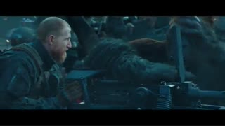 تریلر نهایی فیلم War for the Planet of the Apes 2017