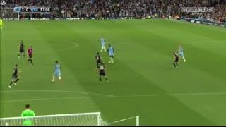 خلاصه بازی :  منچسترسیتی   3  -  1   وست برومویچ