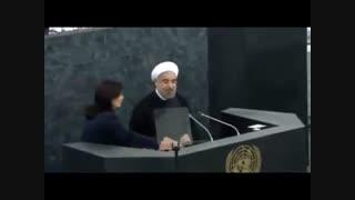 ترانه ای با صدای مانی رهنما در حمایت از رییس جمهور روحانی