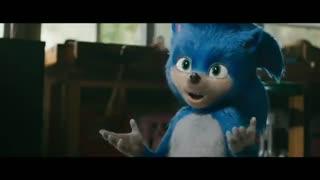 اولین تریلر رسمی لایو اکشن Sonic The Hedgehog