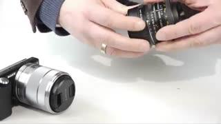 مبدل لنزهای نیکون به سونی-اجاره تجهیزات عکاسی-اجاره کانورتور نیکون به سونی