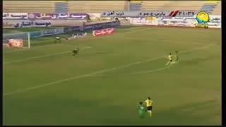 خلاصه پارس جم جنوبی 0_2 ذوبآهن (هفته بیستوهشتم لیگ برتر)