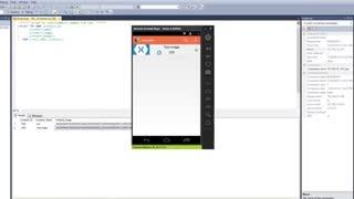 برنامه نویسی Android با بسته زامارین قسمت بیستم 2