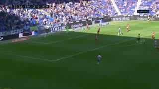 خلاصه دیدار اسپانیول 3_0 اتلتیکو مادرید ( هفته 36 لا لیگا اسپانیا)