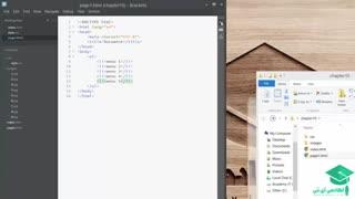آموزش ساخت منوی کشویی با CSS - آکادمی آی تی