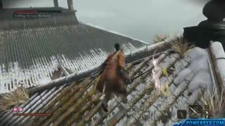 مبارزه با باس Folding Screen Monkeys در Sekiro: Shadows Die Twice