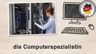 آموزش مشاغل به زبان آلمانی - migrategermany.com