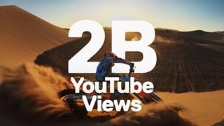 15 سال در یوتیوب با گوپرو GOPRO