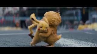 تیزر فیلم پوکمون کارآگاه پیکاچو - Pokémon Detective Pikachu