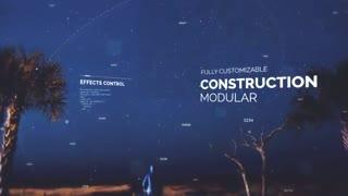 پروژه آماده افتر افکت اسلایدشو دیجیالی - Digital Slideshow