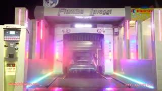 شستشوی خودرو با کارواش دروازه ای اسپانیایی MNEX22