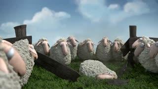 انیمیشن خنده دار Oh Sheep