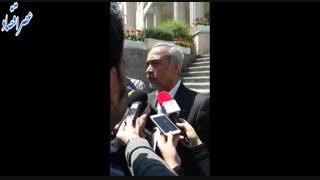 محمد نهاوندیان:  اطلاعات دارایی های همه موسسات حاکمیتی باید در سامانه ثبت شود