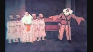 پویانمایی زال و سیمرغ- داستان شاهنامه