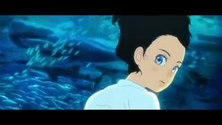 تریلر جدید انیمه سینمایی Children of the Sea