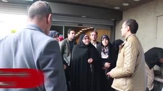 حضور نوکو در نمایشگاه برج آزادی