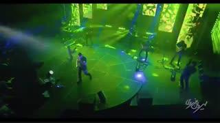 موزیک ویدیو جای من نیستی (زنده)  از سیروان خسروی