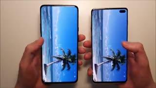 مقایسه گوشی موبایل سامسونگ S10 plus با One plus 7 Pro