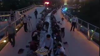 پل طبیعت در ماه مبارک رمضان