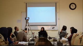 سمینار نگرشی بر روند پژوهشی در حوزه شهرهای هوشمند؛ دکتر شیما مرادی؛ 12 آذر 1397