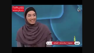 ماجرای ازدواج کیمیا علیزاده و حامد معدنچی + سوتی حامد