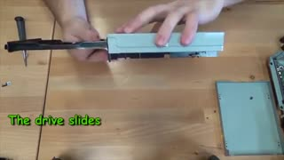 Xbox 360 slim laser replacement guide