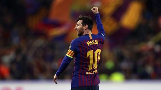 گل اول بارسلونا به والنسیا توسط مسی