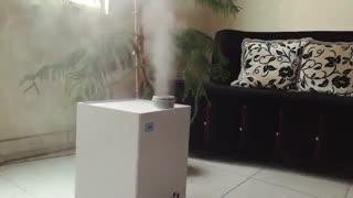 مه ساز التراسونیک مدل 2400 ، مه ساز صنعتی ، رطوبت ساز