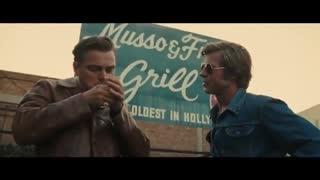 تریلر فیلم روزی روزگاری در هالیوود - ONCE UPON A TIME IN HOLLYWOOD