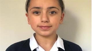 دختر ۱۱ ساله ایرانی باهوشتر از انیشتین و استیون هاوگینگ