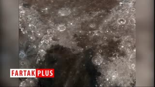 کشف اهرام شبیه به اهرام مصر روی ماه!