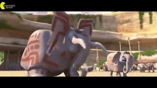 The Elephant King trailer tehrancdshop.com تریلر کارتون فیل شاه