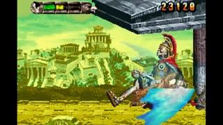 6 دقیقه گیم پلی بازی هشدار هیولا Altered Beast 2 برای کامپیوتر_با کیفیت 4KHD