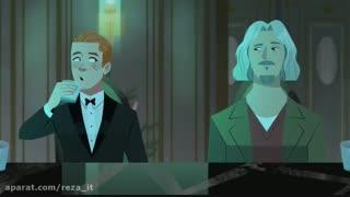 انیمیشن فوق العاده ( کارمن سندیگو ) Carnen Sandiego فصل اول قسمت پنجم با ( دوبله فارسی )
